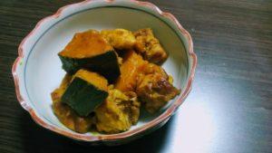 1歳の娘はかぼちゃが大好物。特にかぼちゃスープと甘めの味付けのかぼちゃの煮物が大好きです。