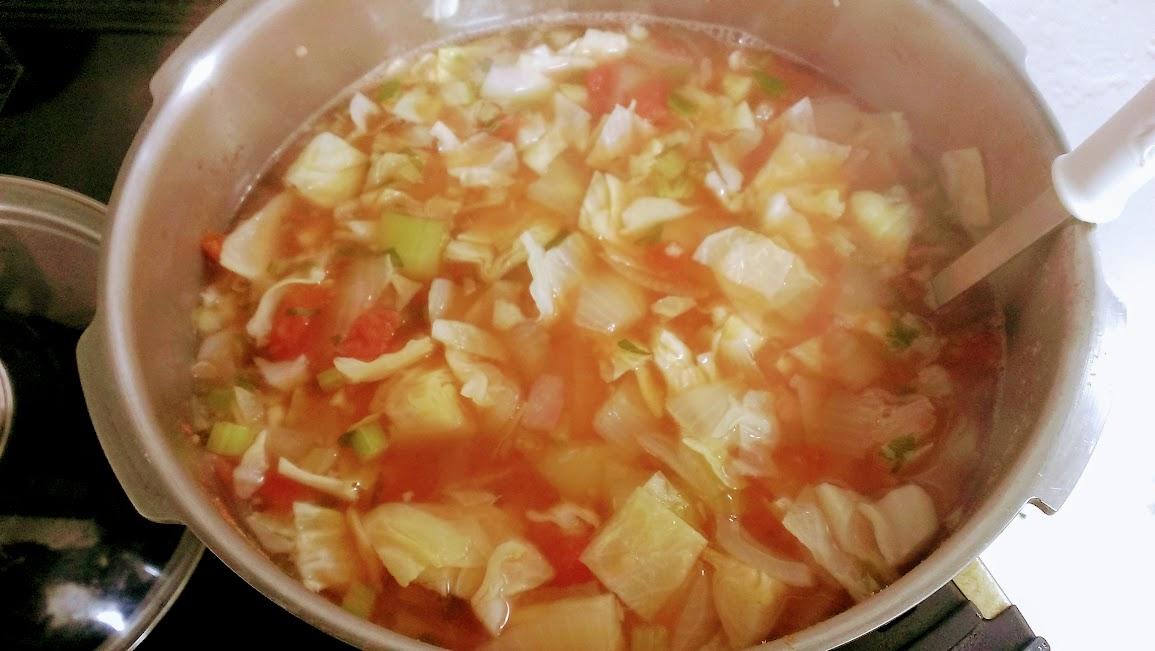 燃焼 スープ 脂肪